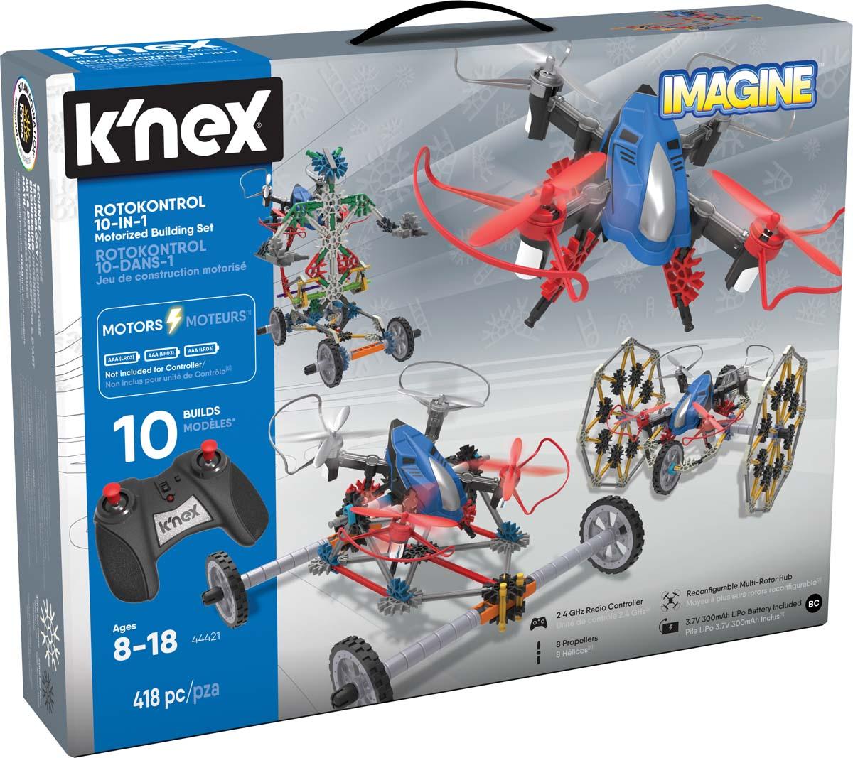 K'NEX Flying