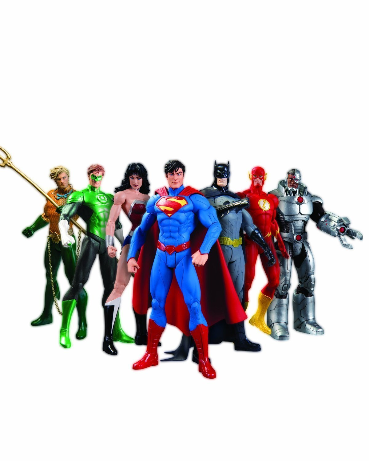 DC Justice League Collectible Figures