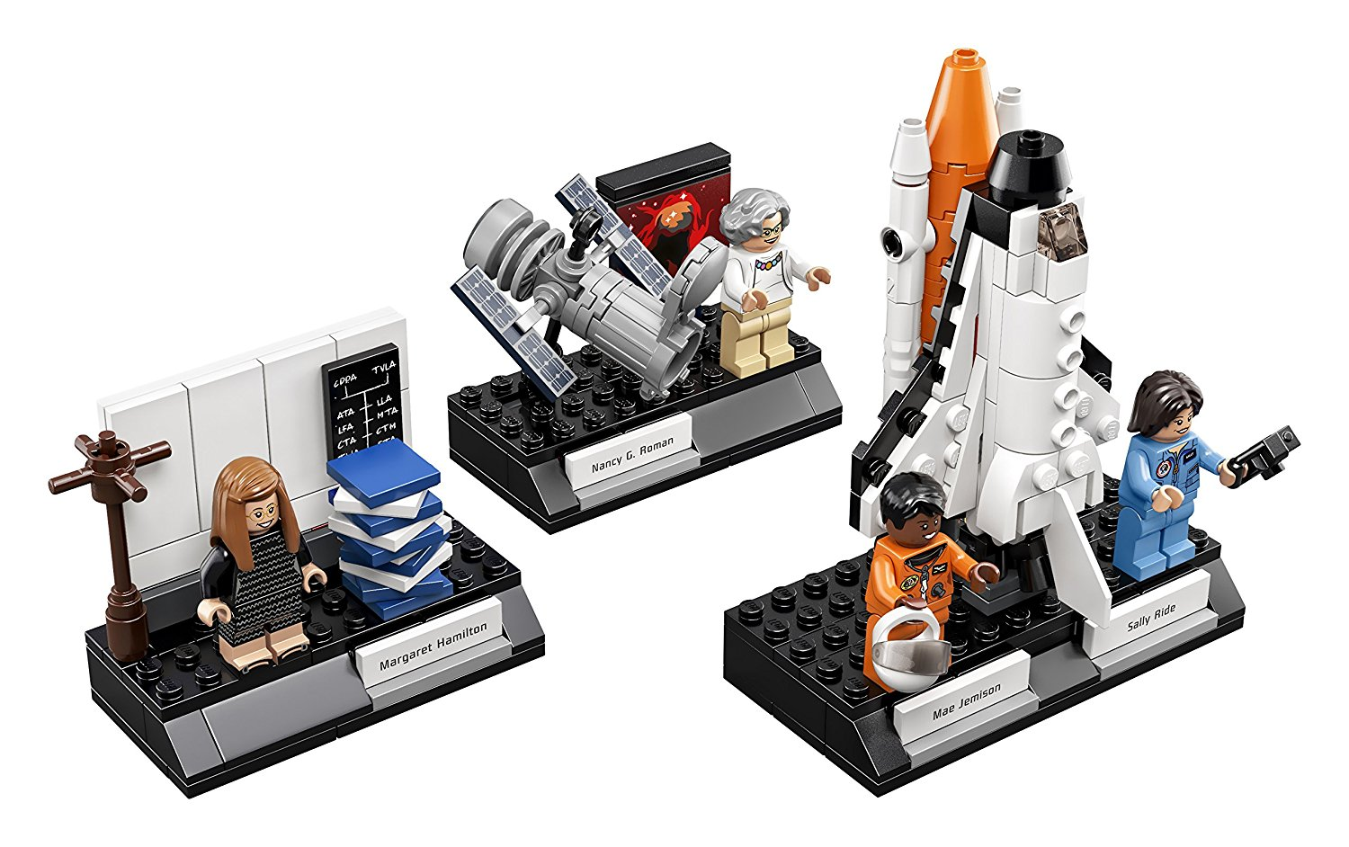 LEGO NASA Women Space Set